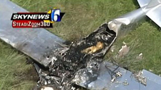 Investigators Can't Pinpoint Cause Of Deadly Collinsville Plane Crash