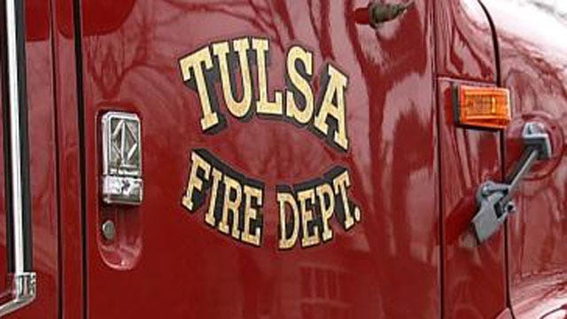 Missing Child Causes Brief Scare For Tulsa Family, Firefighters