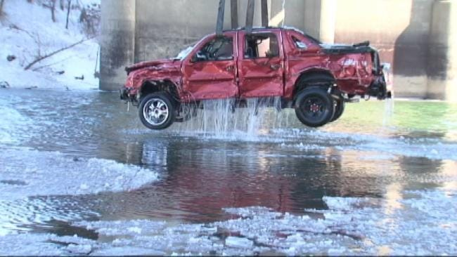 SUV Involved In Deadly Crash Recovered From Spring River