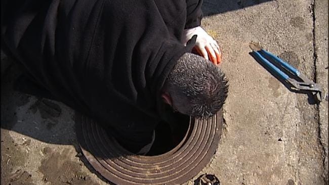 Tulsa Plumbers Work Overtime To Fix Busted Pipes
