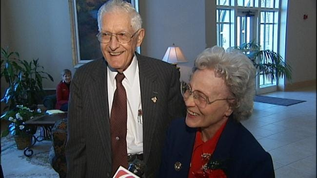 Long Time Married Couples Honored At Tulsa Church