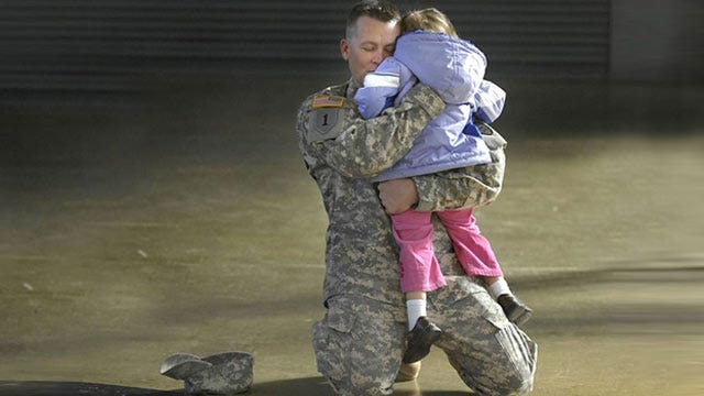 Oklahoma To Say Goodbye To Soldiers Heading To Afghanistan