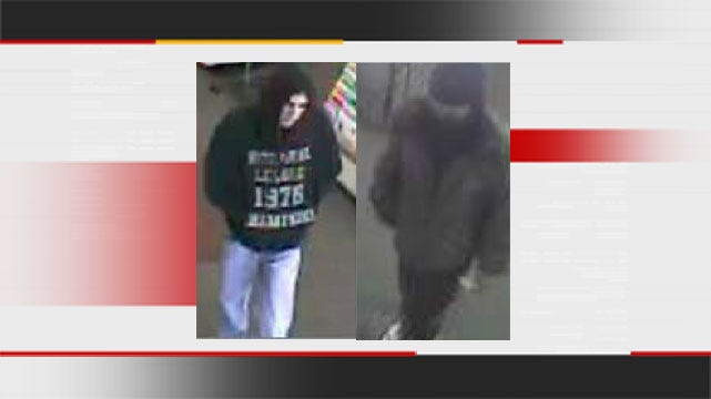 Police Looking For Men Who Robbed Two Tulsa Pharmacies