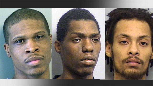 Three Men Charged In Plot To Kill Tulsa Police Detective