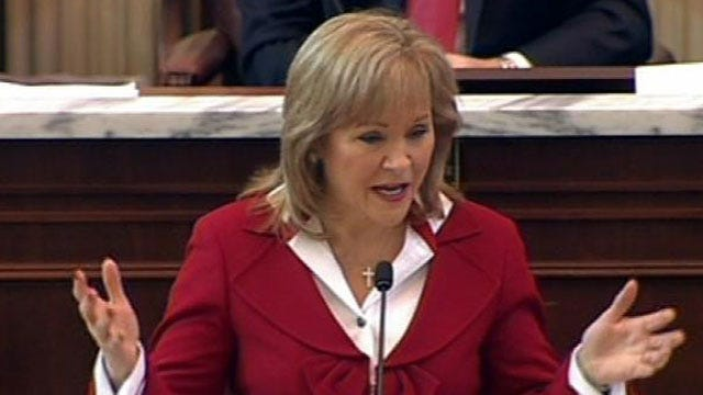 Some Oklahoma Agencies Face Deep Cuts With Governor's Proposed Budget