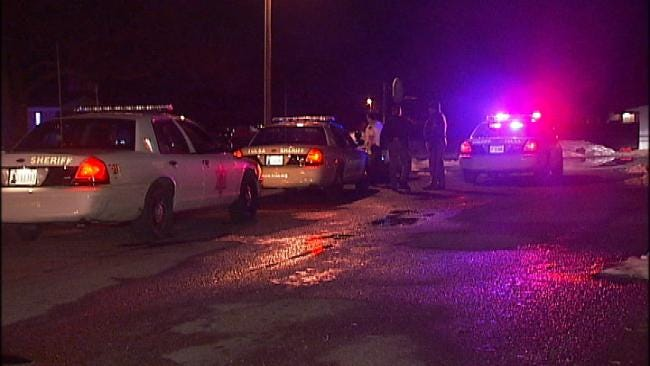 Two Men Stabbed During Party At Tulsa County Mobile Home Park