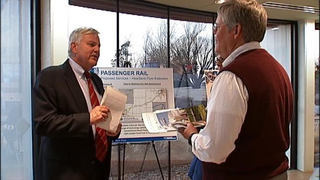 ODOT Asking For Public Input In Oklahoma Rail Plan