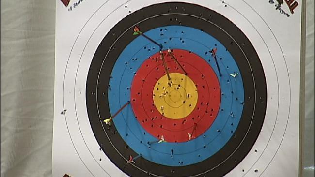 Oklahoma Archery In Schools Program Hits The Bull's Eye