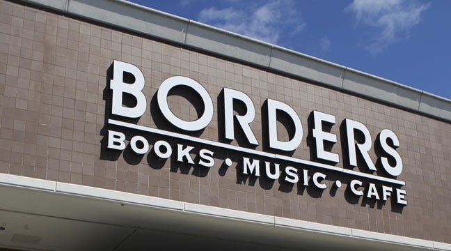Two Borders Stores In Oklahoma Closing