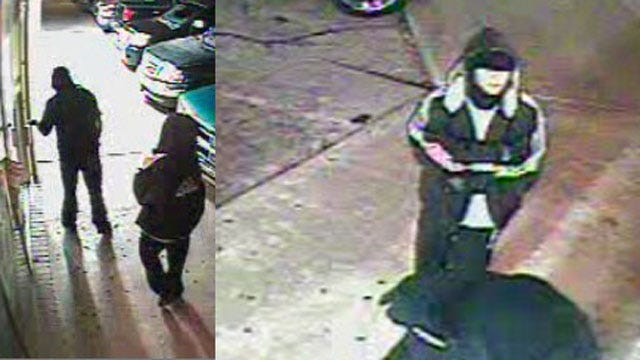 Two Hispanic Males Sought In Two Tulsa Armed Robberies