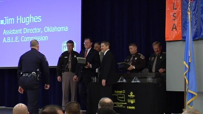Oklahoma's Top Law Enforcement Honored At Buckledown Awards