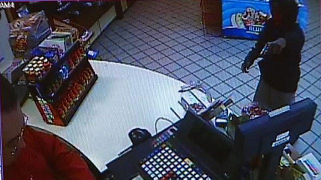 Police Looking For Young Teen Who Robbed Tulsa Convenience Store