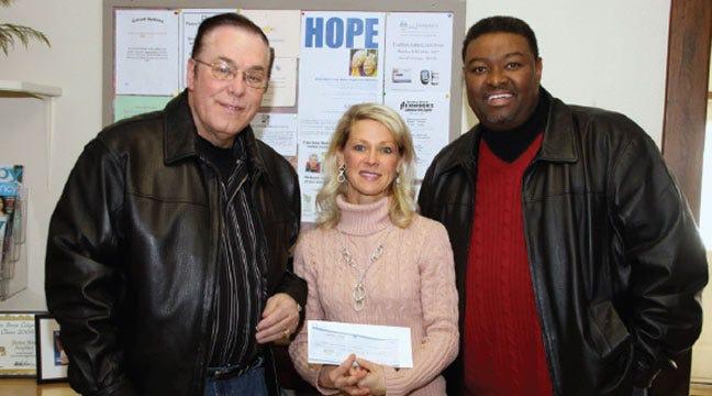 RHEMA Donates To Broken Arrow Neighbors
