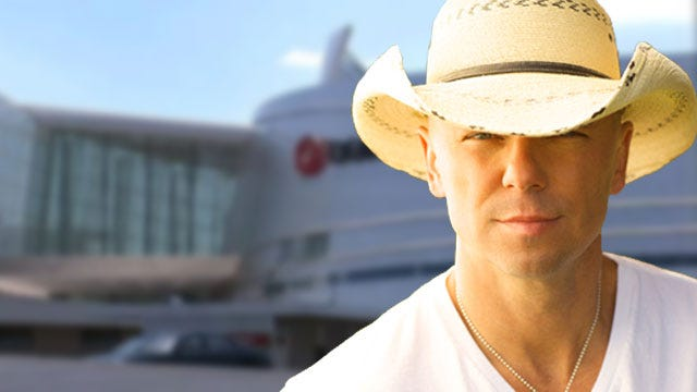 Ticket Sale Date Announced For Kenny Chesney Concert In Tulsa