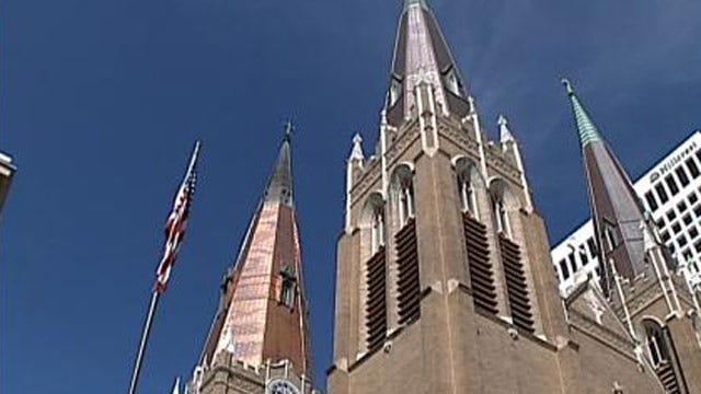 Tulsa Holy Family Principal Plans 24-Hour Roof Perch