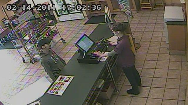 Tulsa Police: Robbery Suspect Arrested After Calling Tipline