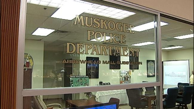 Muskogee Police Open Substation At Site Of Fatal Mall Shooting