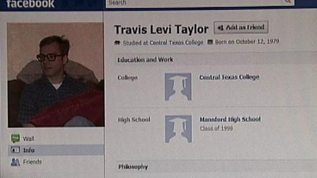 Terlton Man Arrested For Making Death Threat Against Woman On Facebook