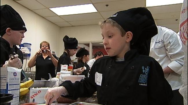 Claremore Kids Learn Healthy Habits Under 'Let's Move' Initiative