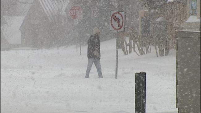 Temperatures To Dip Below Zero In Tulsa-Area Thursday Morning
