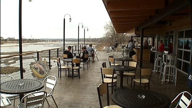 New Tulsa Cafe May Spur More Riverfront Development