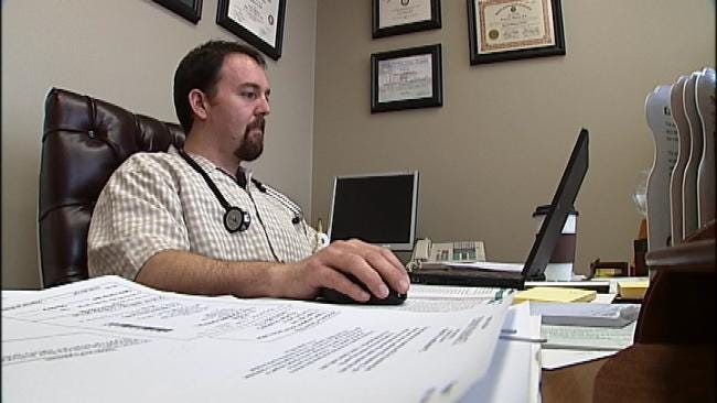 Muskogee Children's Clinic Makes Switch To Electronic Medical Records