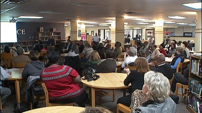 Tulsa Parents Voice Opposition To School Consolidation Plan