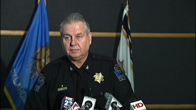 Documents Detail Tulsa Police Captain's Discipline For Refusing Order