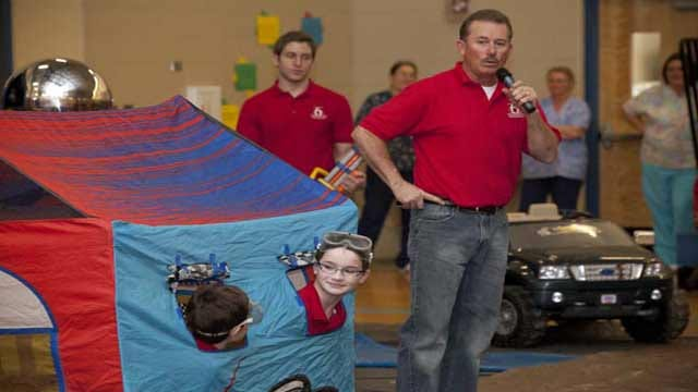 Sapulpa Students Learn Severe Weather Safety From News On 6 WARN Team