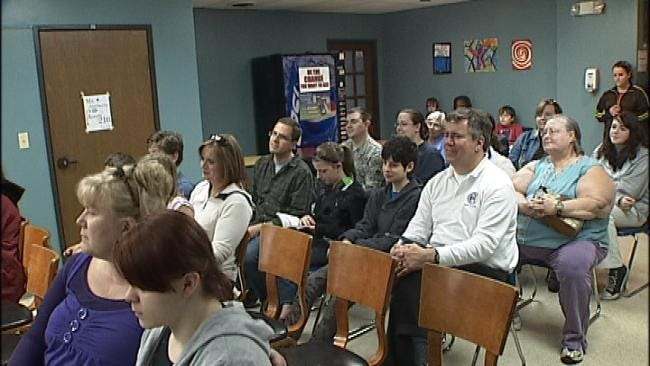 Tulsa Charter School Holds Lottery For New Students