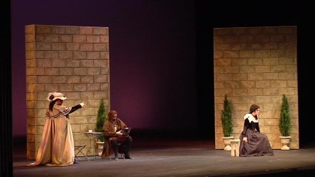 Tulsa Students Treated To Opera Experience