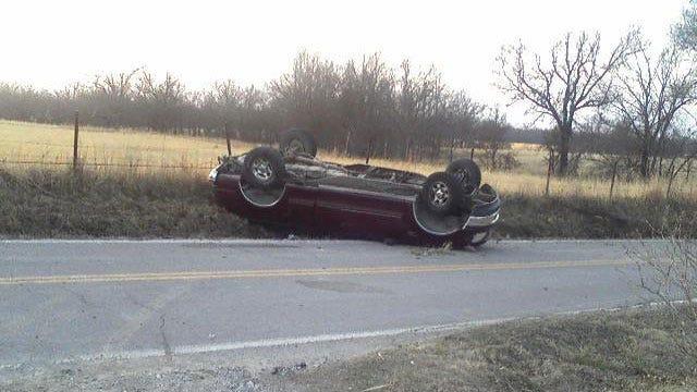 Inola Woman Killed In Rogers County Crash