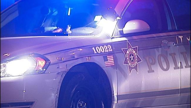 Tulsa Police Officer Hurt In Hit And Run Crash