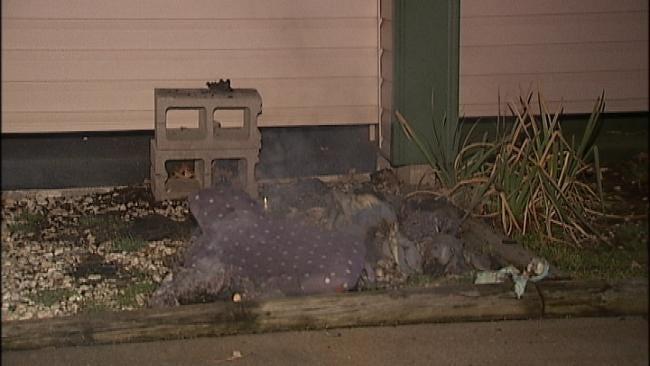 Cigarette Blamed For Small Tulsa Apartment Fire