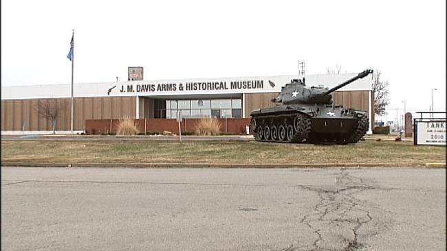 Claremore Firearms Museum Fights For State Funding
