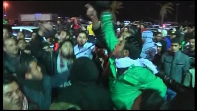 Green Country Resident Flees Chaos In Libya