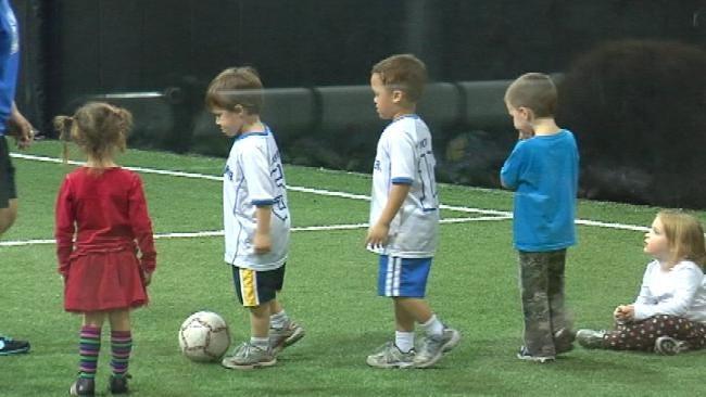 Oklahoma Parents Pay Big Bucks For Youth Sports Training