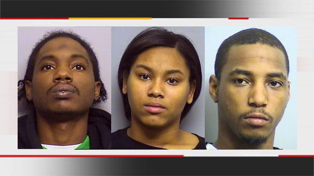 Three Tulsa Burglary Suspects Arrested Early Friday