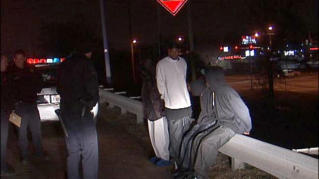 Three Tulsa Burglary Suspects Arrested Early Friday