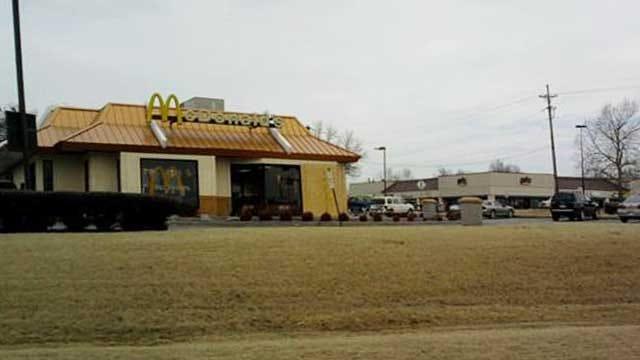 Teen Injured When Man Drives Car Into Pryor McDonald's