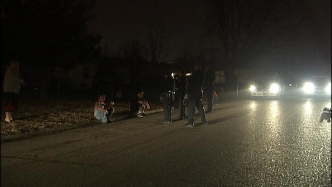 Tulsa House Party Ends In Shooting