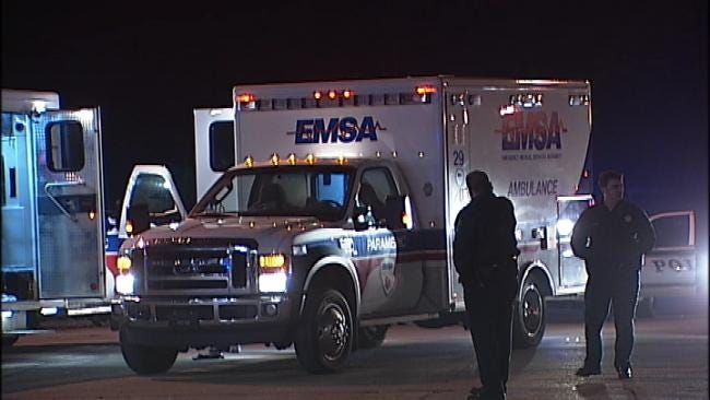 Two Arrested For Stealing Ambulance From Tulsa QuikTrip Parking Lot