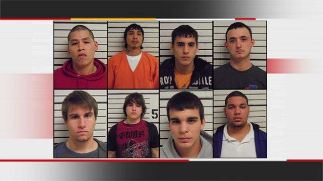 Several Arrests Made In Tahlequah Drug Ring Investigation
