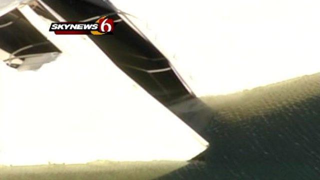 Marina Owners Survey Snow Damage At Grand Lake