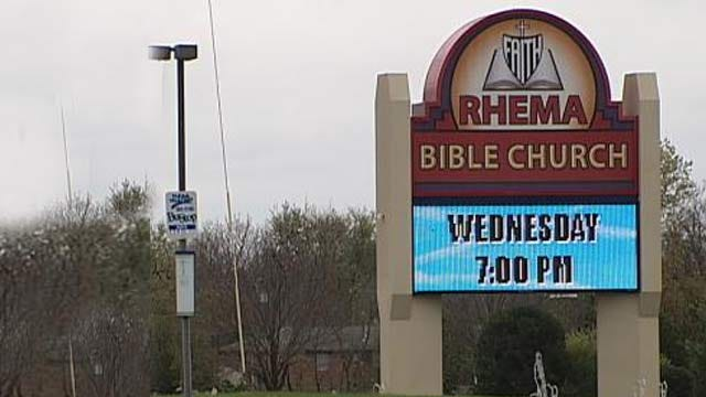 RHEMA Church In Broken Arrow Suffers Structural Damage After Storm