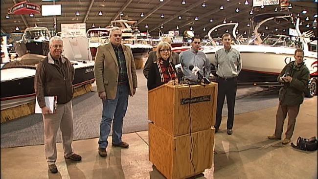 Tulsa County Updates Public On Winter Weather Response