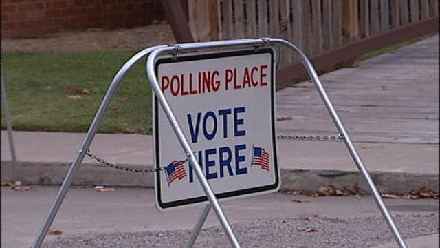 Winter Storm Forces Tulsa County Election Board To Consolidate Precinct Places