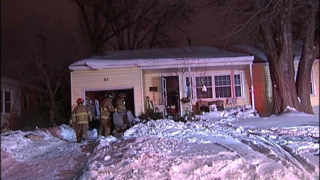 Woman And Her Pets Are Safe After Early Friday Morning Tulsa House Fire