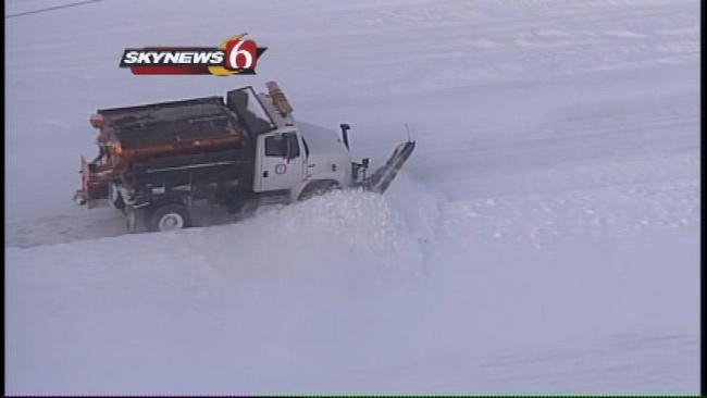 Green Country Prepares For More Snow This Week
