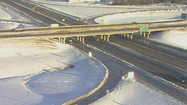 Road Conditions Improve Across Green Country